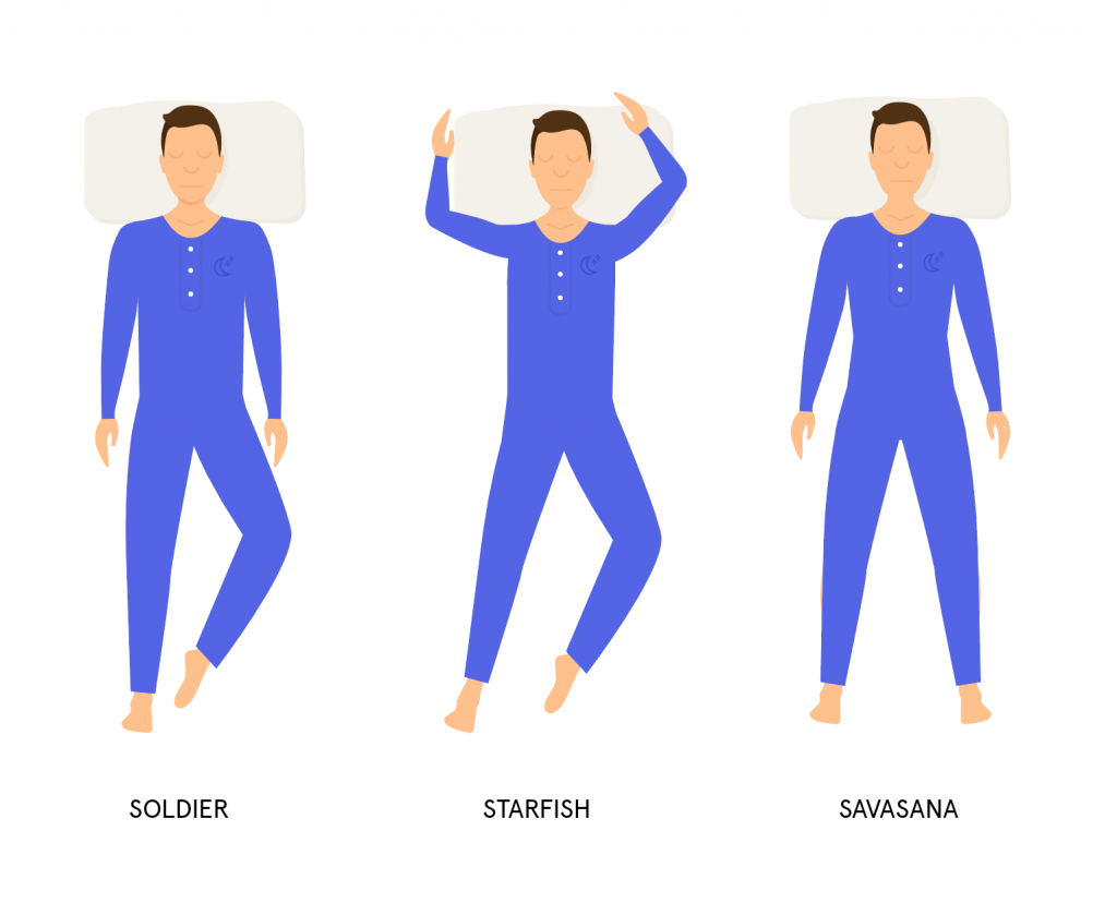Sleeping Positions - Back