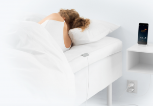 Beddit no-contact sleep tracking device