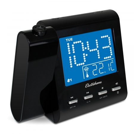Best Alarm Features – Electrohome EAAC601 Projection Alarm Clock