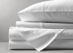 Boll & Branch Solid Hemmed Sheet Set