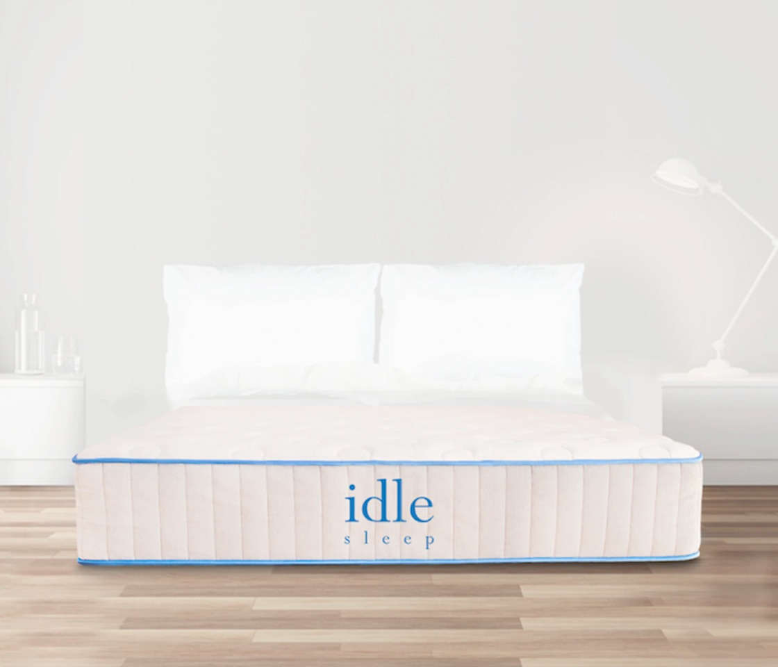 Cooling Gel Memory Foam Mattress: 10 Inch,