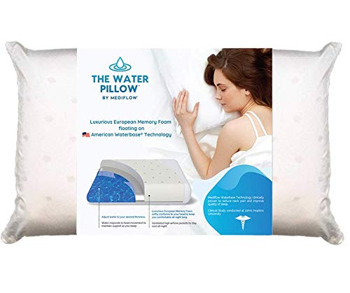The Best Water Pillows – 2019 Reviews & Buying Guide   Tuck