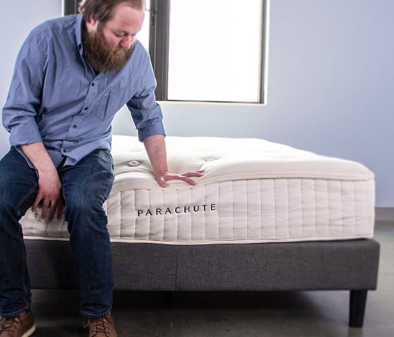 Parachute Mattress Review
