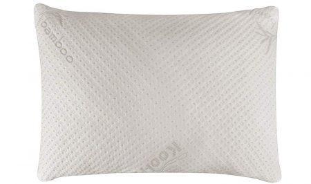 Best Memory Foam – Snuggle-Pedic Bamboo Pillow